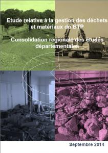 Observatoire des déchets du BTP